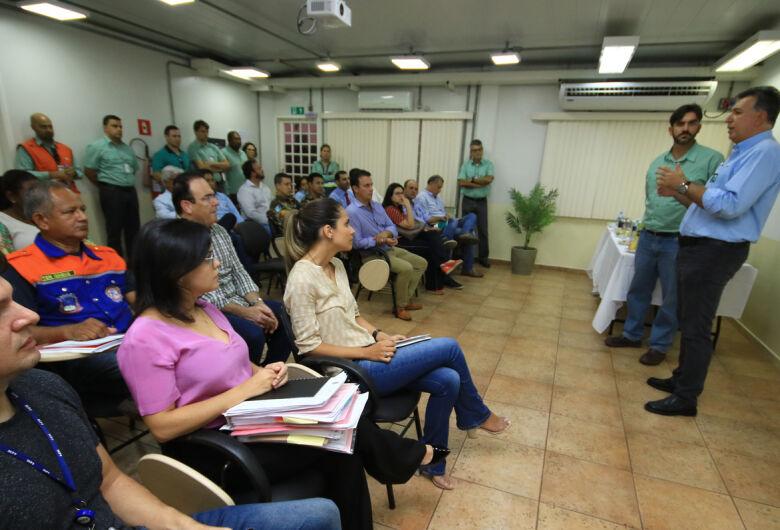 Mineradoras garantem ao grupo de trabalho do Imasul controle e segurança das barragens em Corumbá