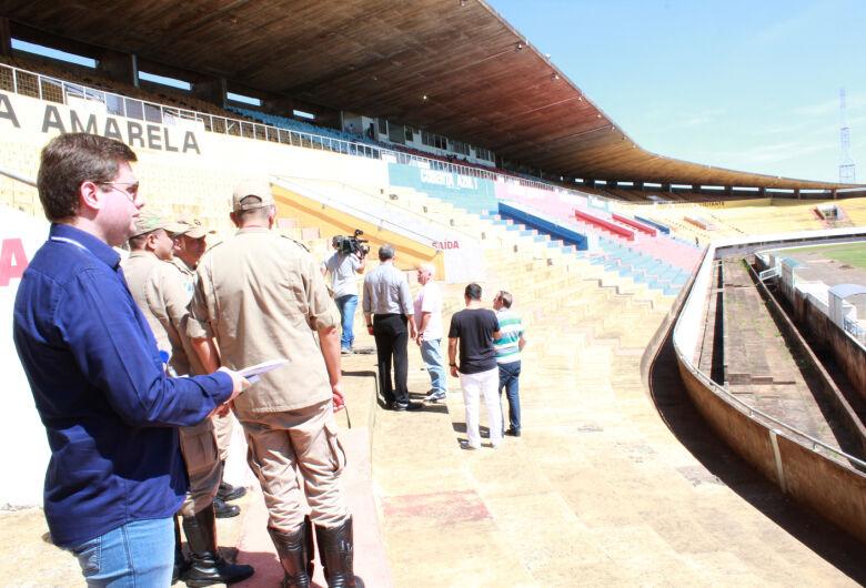MP libera Estádio Morenão para o Estadual 2019