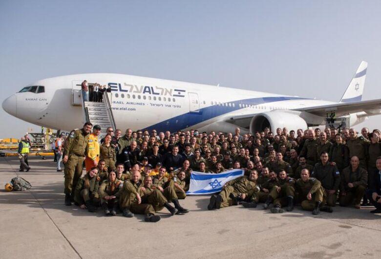 Militares israelenses começam hoje resgate de vítimas em Brumadinho