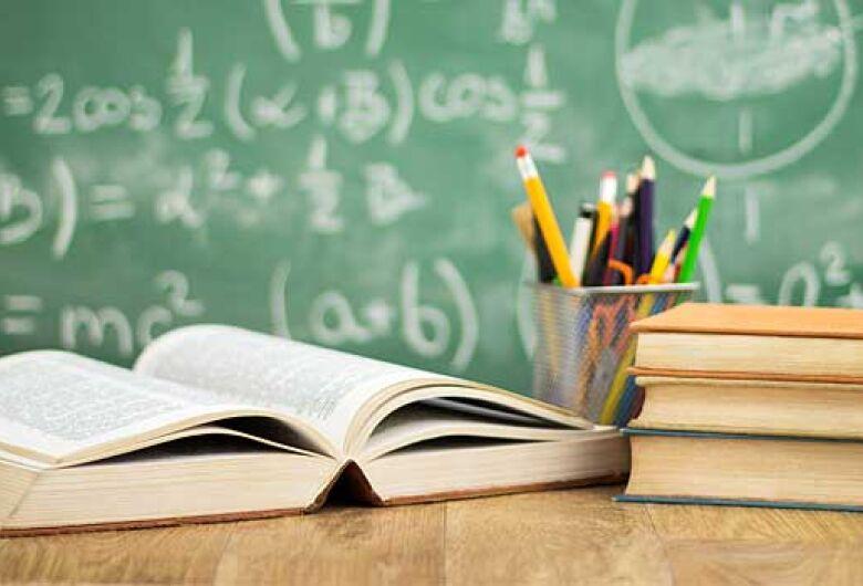 Abertas inscrições para cadastro de professores temporários da Rede Estadual de Ensino