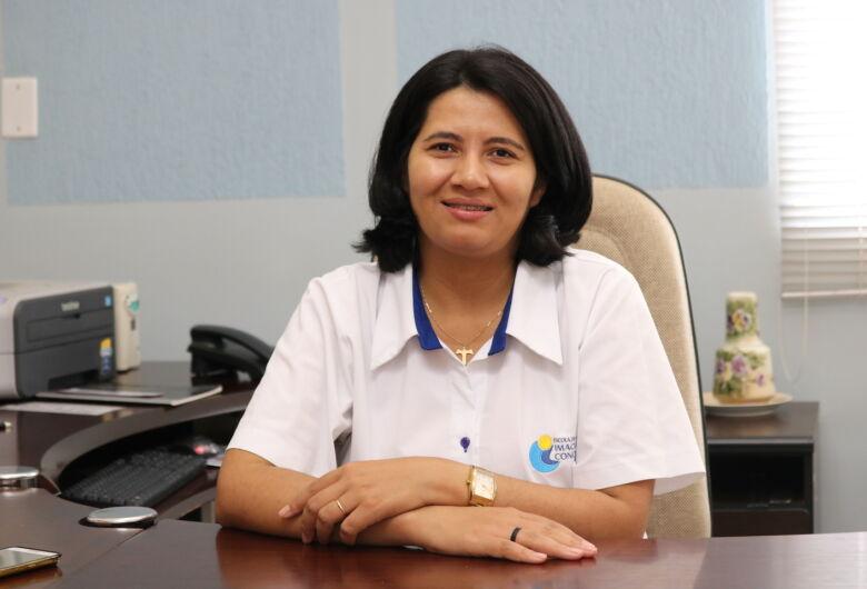 EIC tem nova diretora