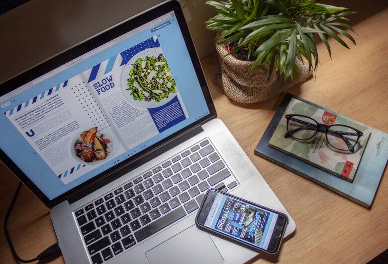 O Progresso lança sua primeira revista digital, a DigitalMag