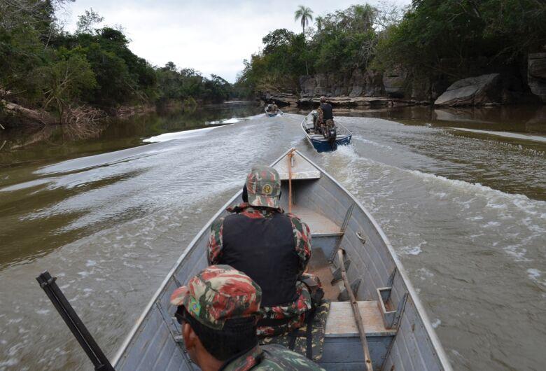 MS vai adotar cota zero para pesca nos rios do Estado