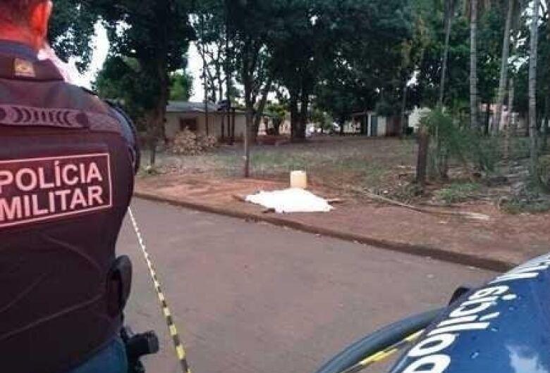 Secretário de prefeitura é morto com tiro no peito