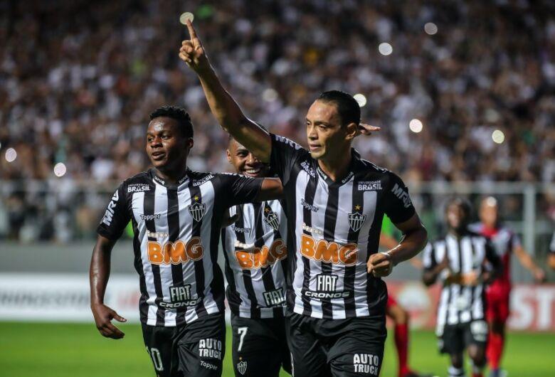 No Uruguai, Atlético-MG abre decisão com Defensor pela Libertadores