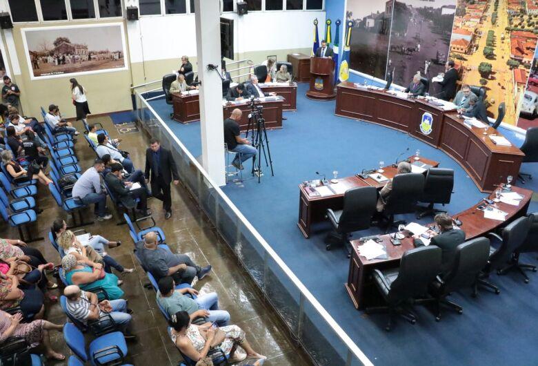 Projeto quer a diminuição de 340 para 41 bairros em Dourados