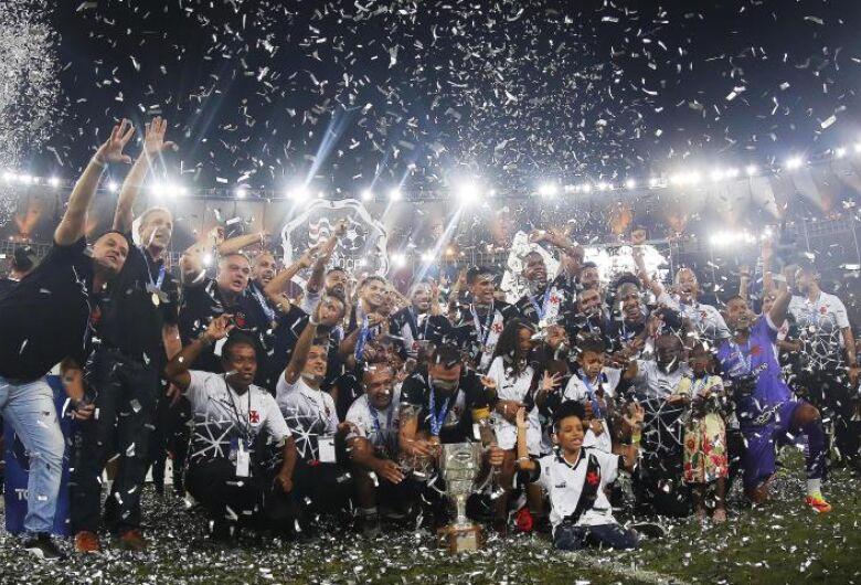Vasco vence e conquista a Taça Guanabara
