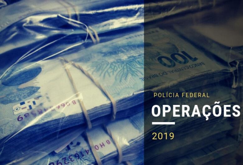 PF realiza operação contra fraudes em convênios públicos e no sistema S em MS, DF e outros 5 Estados