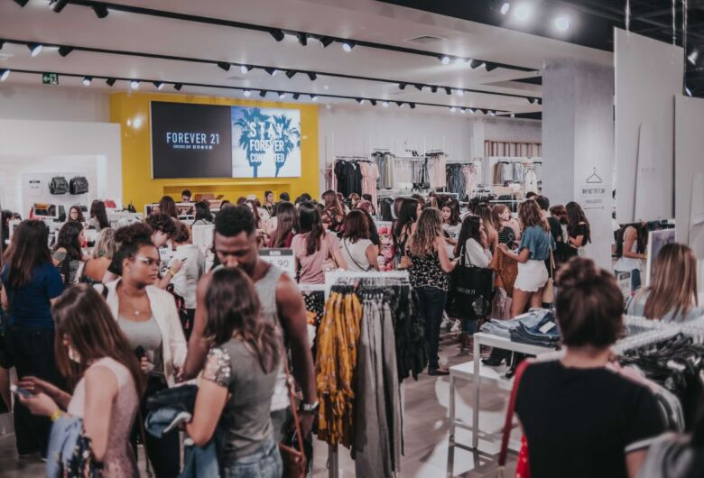 Shopping Bosque dos Ipês abre 26 novas lojas em 2018