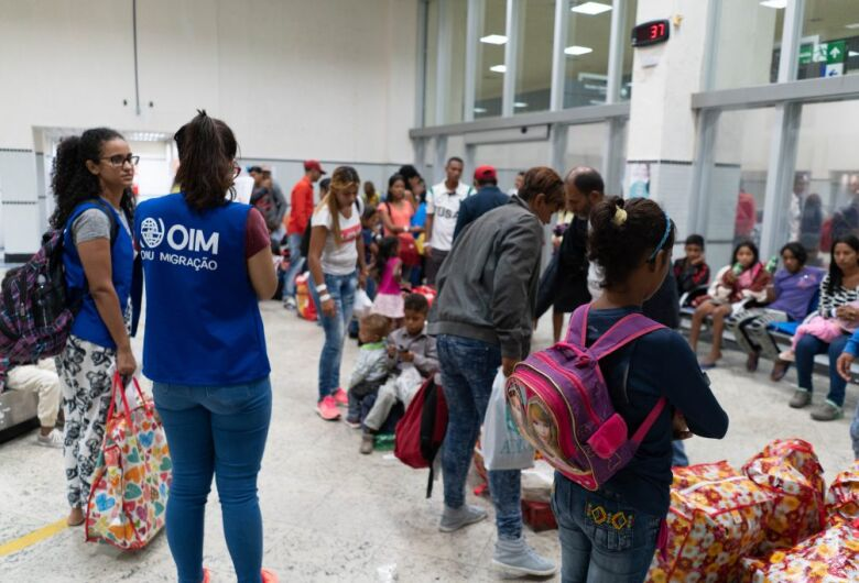 Dourados vai receber 101 venezuelanos que vão trabalhar em indústria