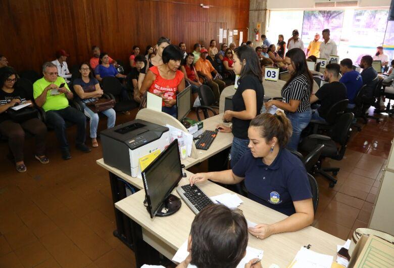 Dourados prorroga prazo para pagamento do IPTU