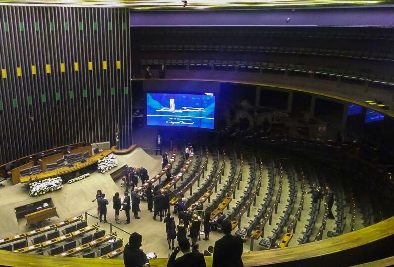 Sessão solene marca abertura dos trabalhos legislativos