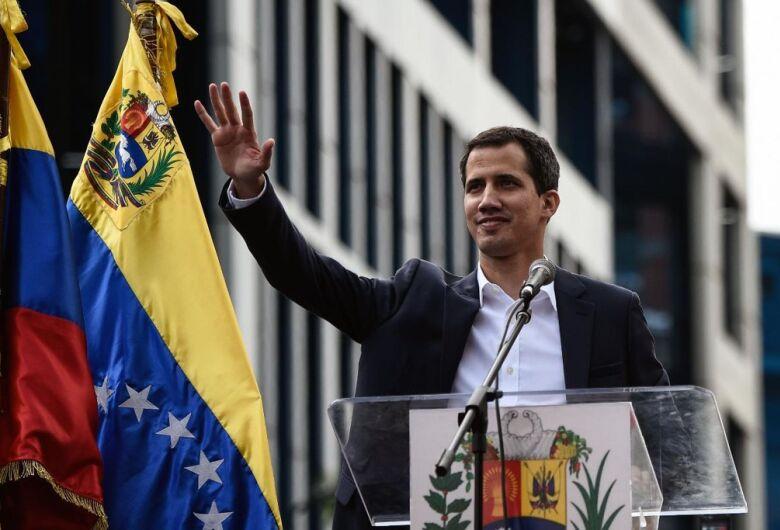 Bolsonaro e Guaidó reúnem-se nesta quinta-feira no Palácio do Planalto