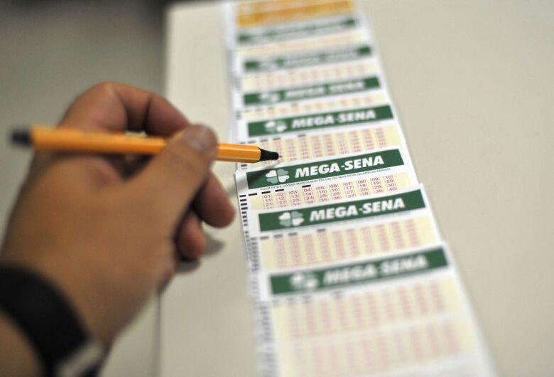 Ninguém acerta a Mega-Sena e prêmio principal acumula em R$ 46 milhões