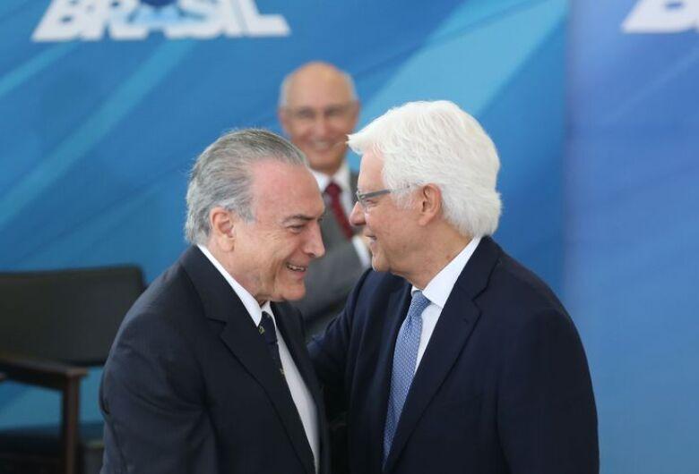 Temer e Moreira Franco ficarão detidos em unidade prisional da PM