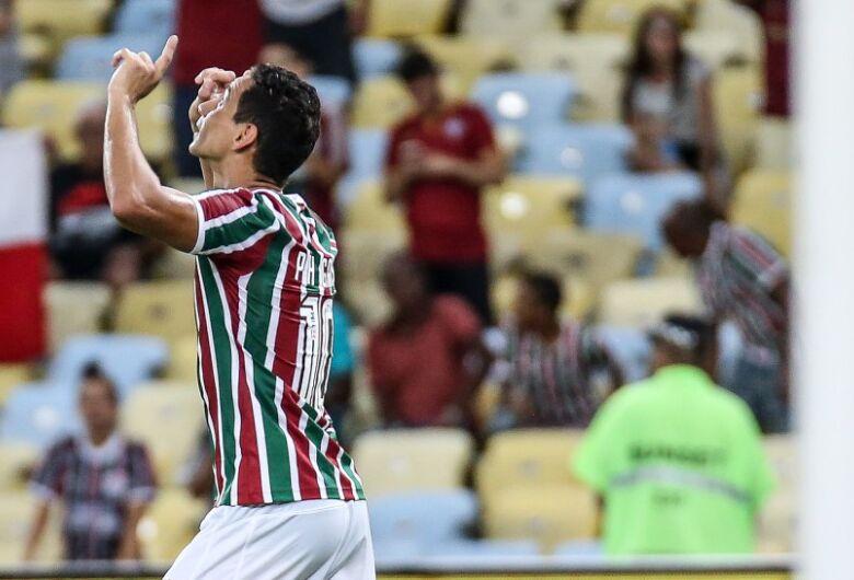 Ganso marca e Fluminense avança na Copa do Brasil