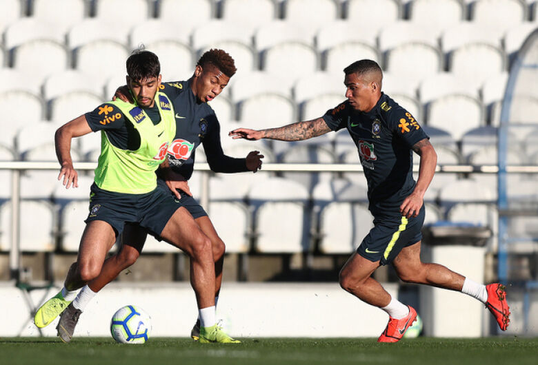 Seleção Brasileira enfrenta o Panamá neste sábado