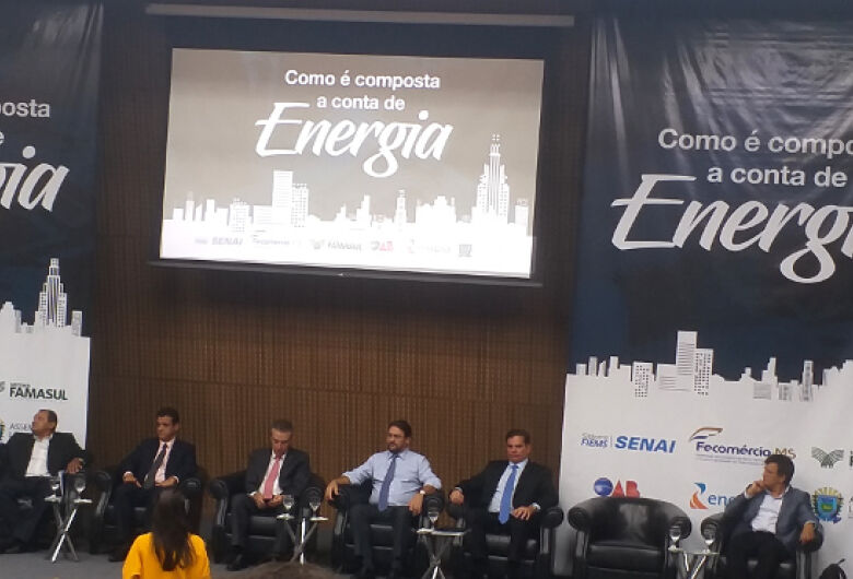 MS vai receber investimento de R$ 900 milhões em transmissão de energia em cinco anos