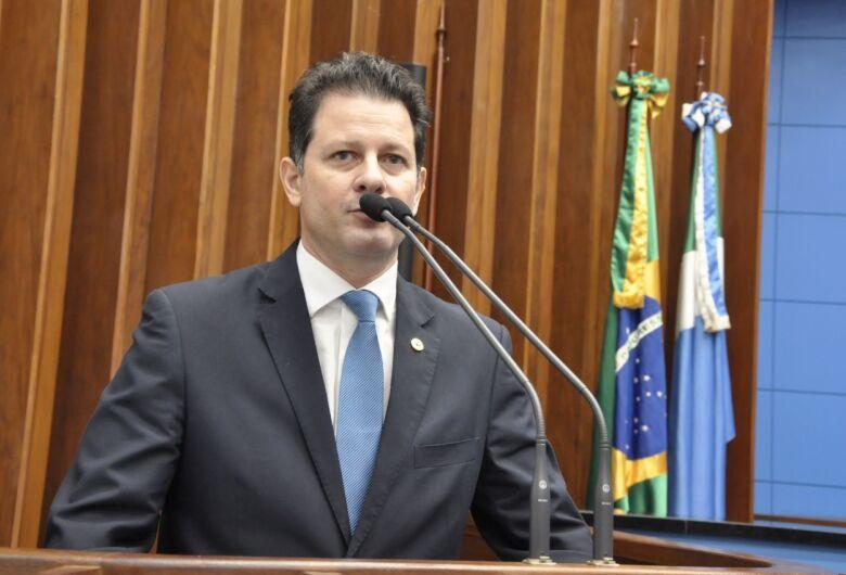 Renato Câmara propõe a criação da  Frente Parlamentar de Recursos Hídricos