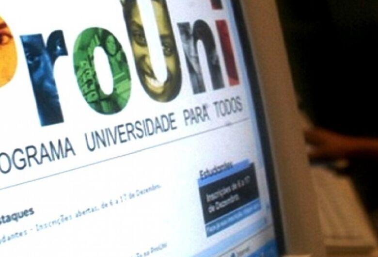 ProUni abre inscrições para lista de espera nesta quinta-feira