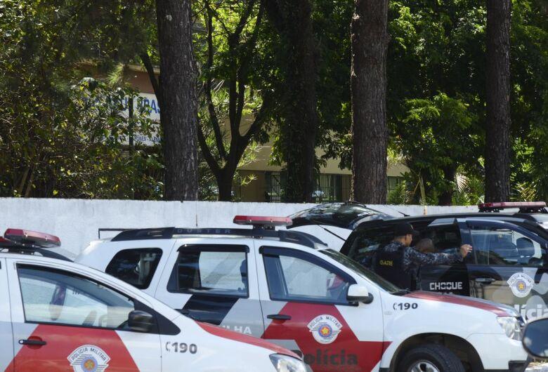 Polícia apreende menor de idade suspeito de organizar ataque em Suzano
