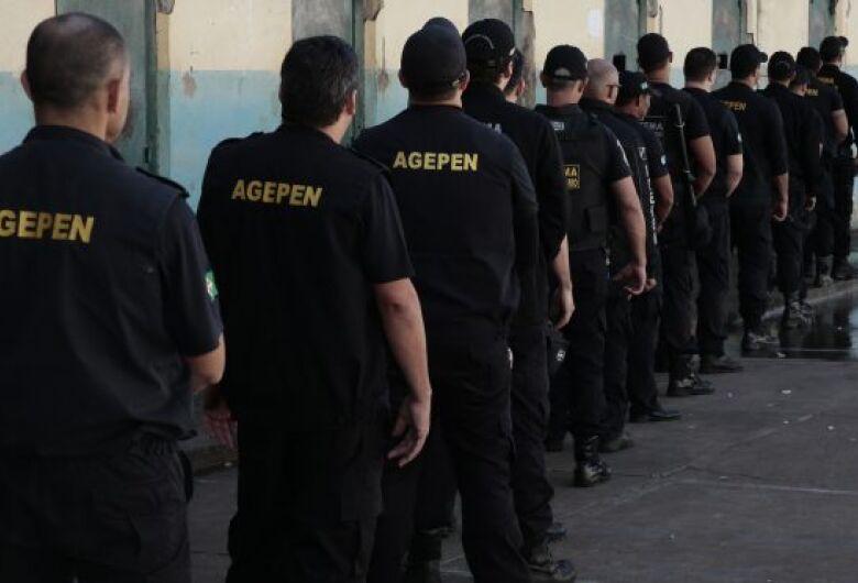 Após protesto, Governo divulga notas do 37º Curso de Formação Penitenciária da Agepen