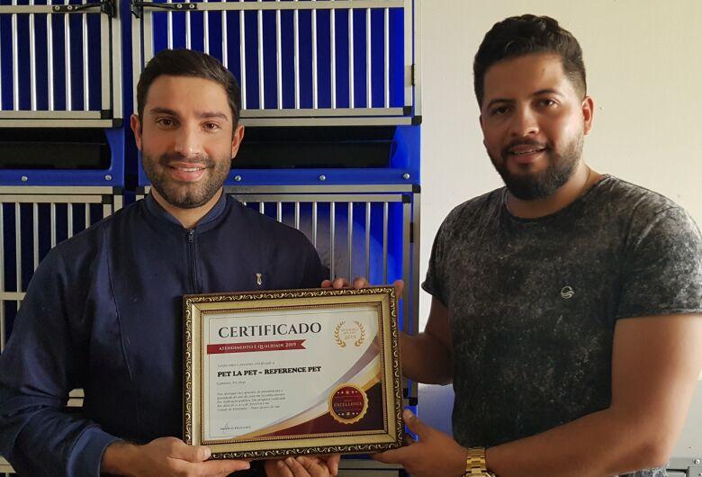 Jovem empresário ganha o cenário Douradense no setor de PetShop