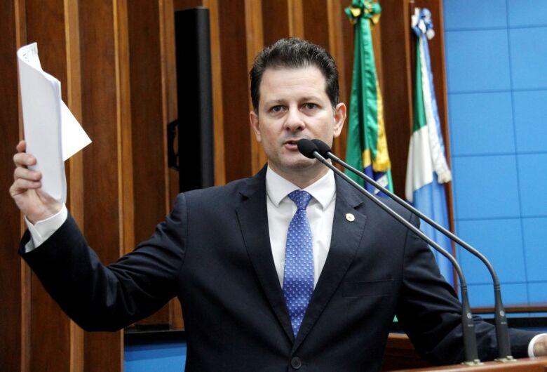 Frente de Recursos Hídricos vai fiscalizar a  qualidade da água em MS, informa Renato Câmara