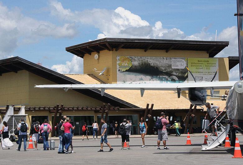 Aeroporto de Bonito deve receber melhorias