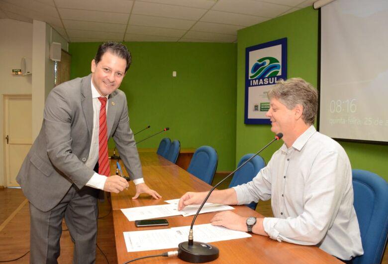 Renato Câmara é empossado no  Conselho Estadual de Controle Ambiental