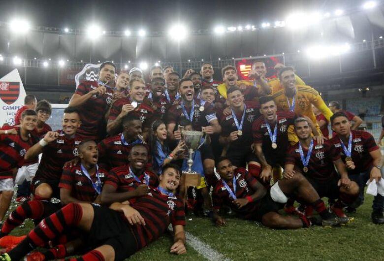 Flamengo conquista a Taça Rio