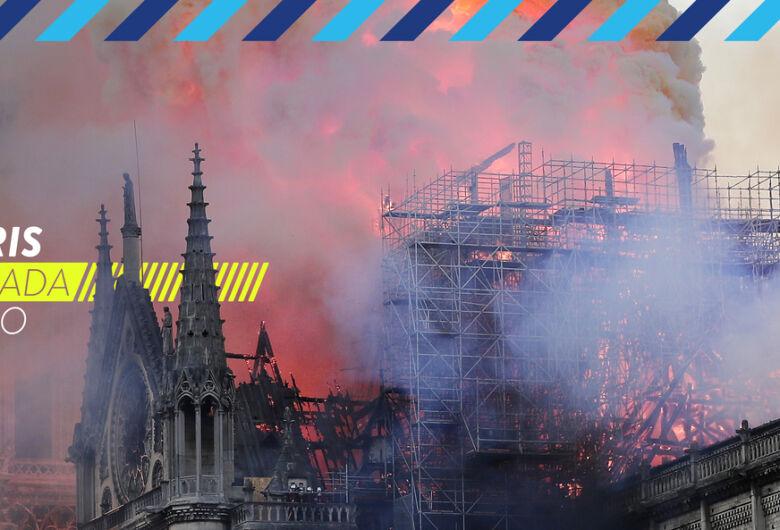 Paris amanhece triste