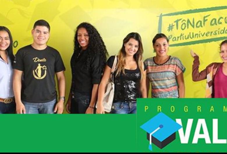 Inscrições para o Vale Universidade começam nesta segunda