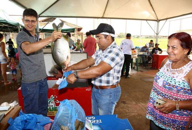Prefeitura cancela Festa do Peixe Dourados