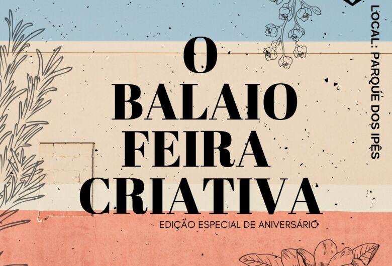 O Balaio – Feira Criativa acontece dias 4 e 5 de Maio