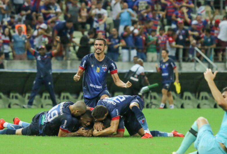 Fortaleza bate o Santa Cruz e está na final da Copa do Nordeste