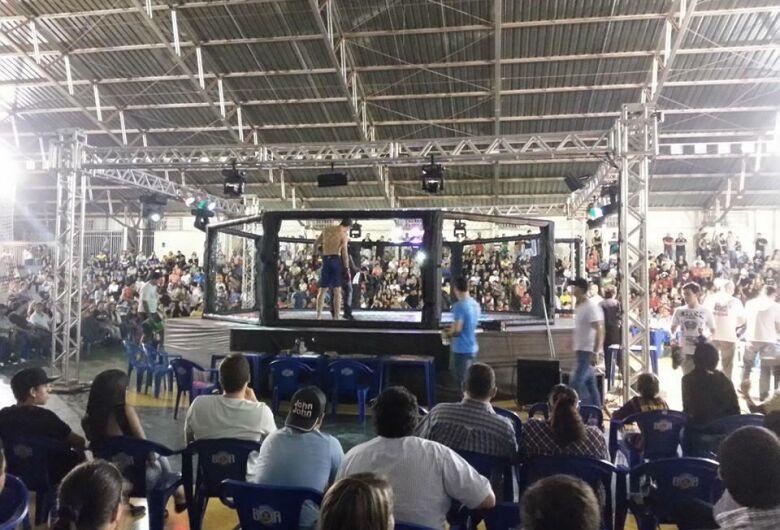 4º Pretorianos MMA divulga card de lutas em Dourados
