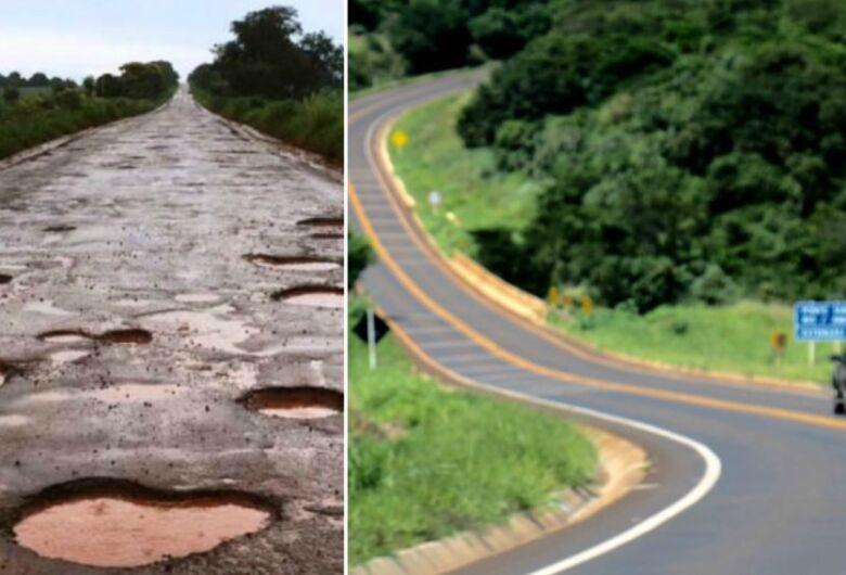 Rodovias de Mato Grosso do Sul recebem investimentos de mais de meio bilhão de reais