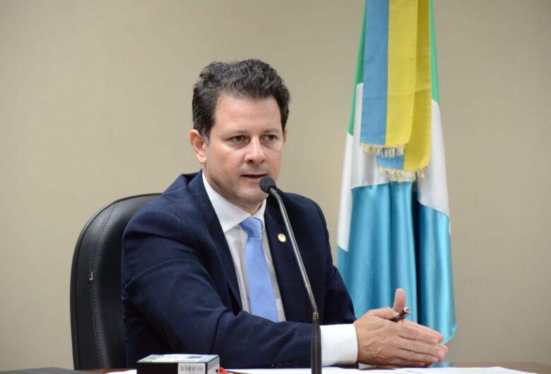 Renato Câmara cobra recursos para duplicação da Coronel Ponciano e para viaduto na BR-163