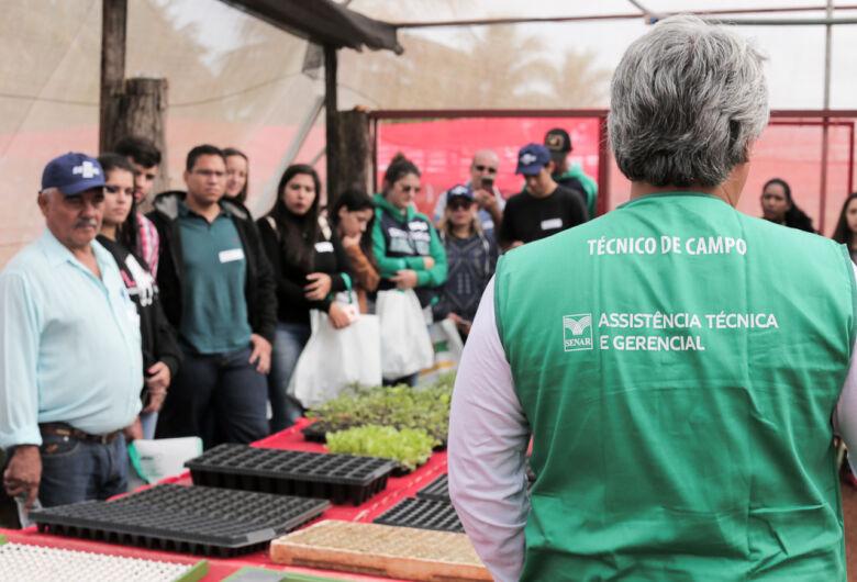 55ª Expoagro: Oficinas do Projeto Fazendinha levam capacitação ao pequeno produtor