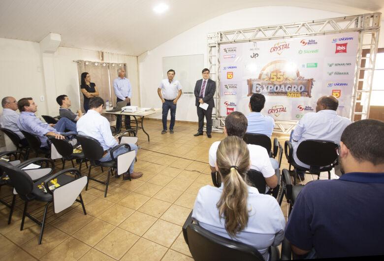 55ª Expoagro: ciclo de palestras vai orientar produtor sobre questões jurídicas ligadas ao agronegócio