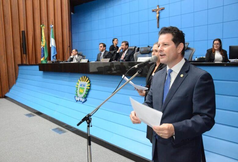 Renato Câmara propõe alteração em  lei que incentiva a doação de órgãos