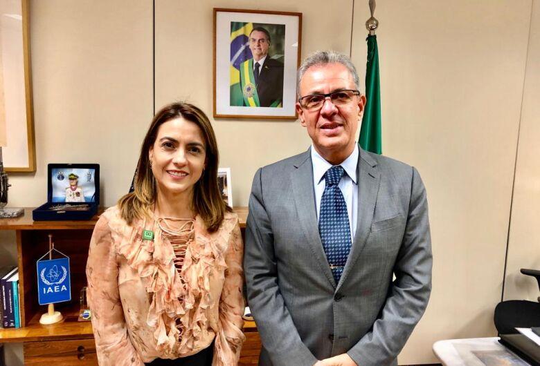 Senadora Soraya Thronicke pede a inclusão de Corumbá no programa Luz para Todos