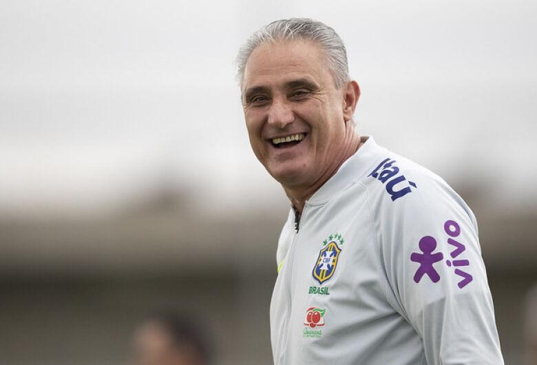 Brasil abre hoje as quartas de final da Copa América contra o Paraguai