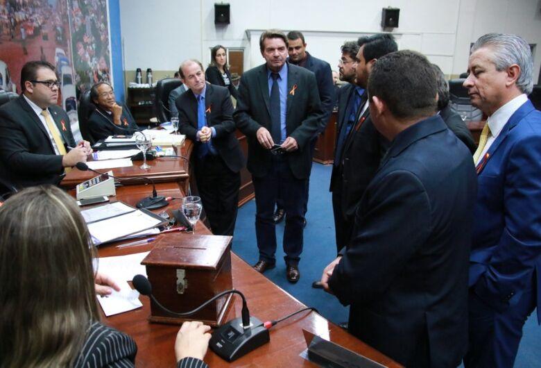 Câmara volta a julgar Idenor Machado nesta quarta-feira; Defesa tentou impedir