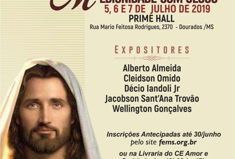 """1º Congresso Espírita de Dourados: """"Mediunidade com Jesus"""""""