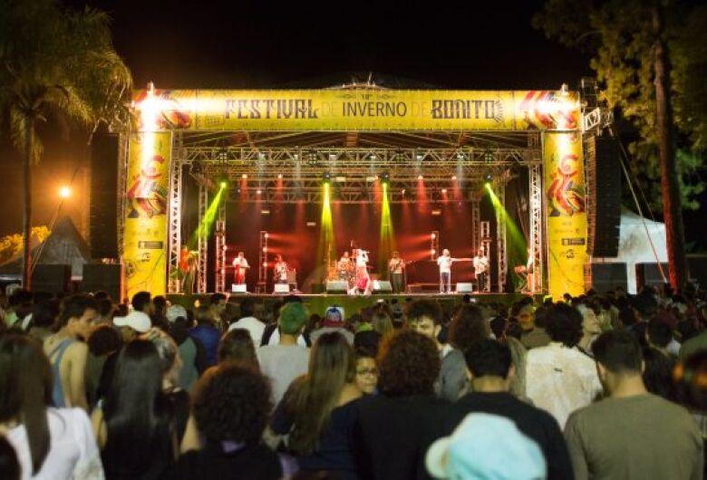 Selecionadas as atrações artísticas regionais para o Festival de Bonito 2019