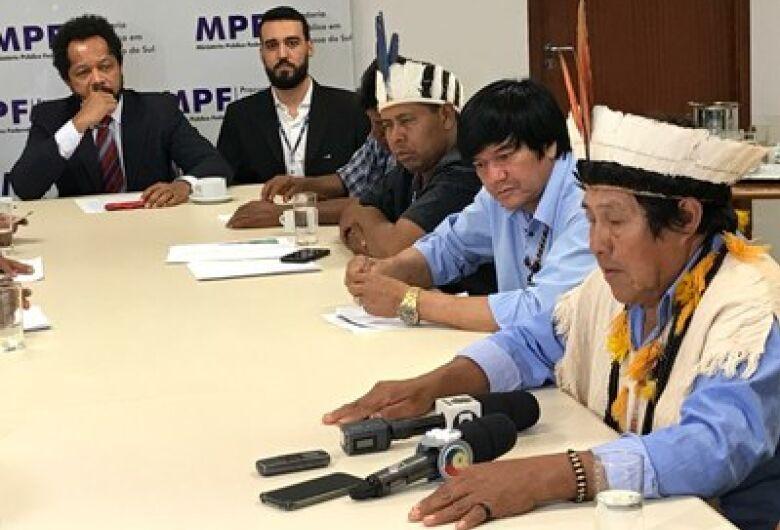 Após sete homicídios, MPF aborda situação precária da segurança pública em aldeias indígenas de MS