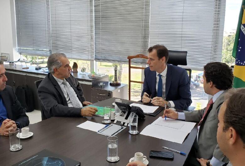 Aeroporto de Dourados receberá investimento de R$ 50 milhões