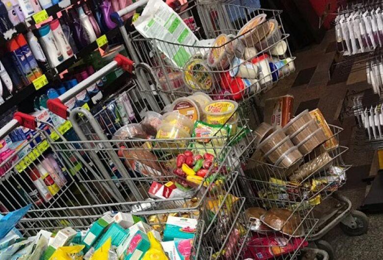 Procon autua supermercado por venda de produtos com prazo de validade vencido